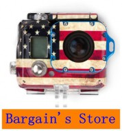 GP49 American Flag case Sticker