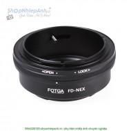 mount canon FD-NEX FOTGA