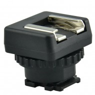 Standard Cold Shoe Adapter Converter for Sony camcorder