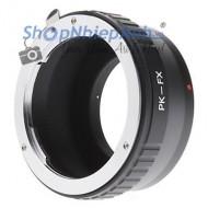 mount pentax PK-FX