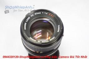 Canon FD 50f1.4 SSC