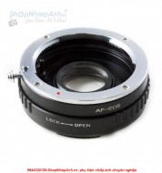 mount Sony/Minolta AF-EOS (glass)