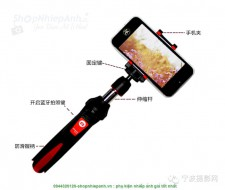 Tripod smart mini with monopod Mefoto MK10