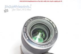 Nikon 36-72f3.5 series E