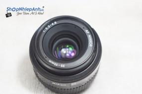 Nikon AF 35-70f3.3-4.5 Macro (đầu bò)