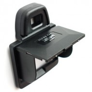 LCD hood protector Nikon D300