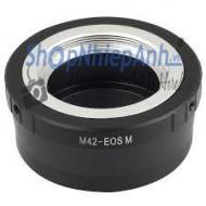 mount M42-eos M (ef M)