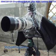Áo mưa camera Commlite