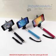 Combo monopod+Kẹp điện thoại