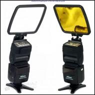 Flash reflector đa năng 360