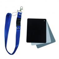Gray Card 3 color (Giấy xám cân bằng trắng)