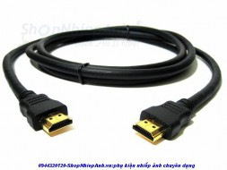 cable HDMI for camera/smartphone