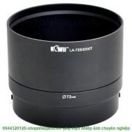 Filter adapter Tube for Fujifilm (S3300 S4000 ...)