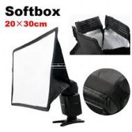 softbox size Big 20x30 cm