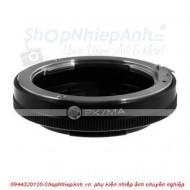 mount pentax PK-Sony A (bị cận)