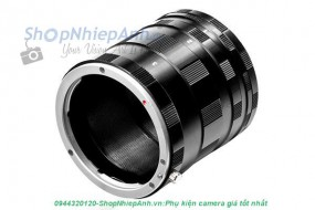 Tube Macro MF for Canon Nikon Sony Fuji
