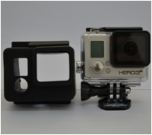 GP107 Silicone Case for Gopro Hero 3+