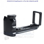 khung thép L bracket for Fujifilm X-E1/X-E2