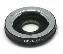 mount Minolta MD-nikon (chống cận)