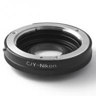 mount CY-nikon (chống cận)