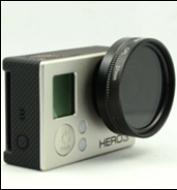 GP118 filter CPL gopro SJCAM