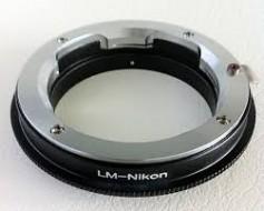 mount Leica M-nikon (macro,cận)