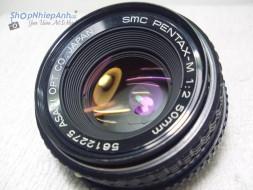Pentax SMC-M 50f2