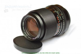 CARL ZEISS 135f3.5 JENA DDR MC red siêu sưu tầm