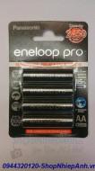 Pin sạc Eneloop AA PRO edition thế hệ IV 2450mah (4pcs)