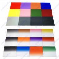 Combo filter vuông chuyên phong cảnh (24 color)