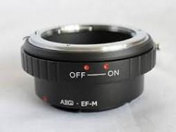 mount nikon G-eos M (ef M) (dùng cho lens nikon AF-S G)