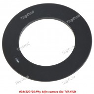 Adapter ring for filter square size P