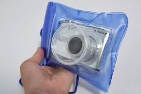 Túi chống nước máy ảnh mini Fishfine