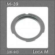 mount M39-Leica M (28-90)