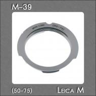 mount M39-Leica M (50-75)