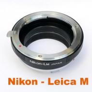 mount nikon-leica M (AI-LM)