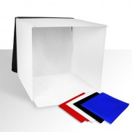hộp chụp sản phẩm vuông 60cm không đèn