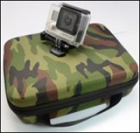 GP153 Túi bảo vệ action camera Army