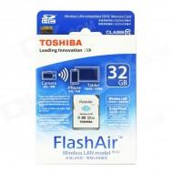 SD Toshiba 32G WiFi class 10