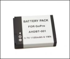 GP68 battery for Gopro Hero 2/1