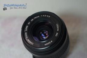 Canon EOS 38-76f4.5-5.6
