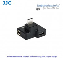 adapter chuyển 3.5mm for OSMO action JJC AD-OA1