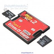Adapter micro sd  to CF