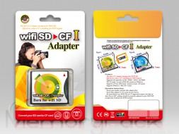 adapter SD to CF type I