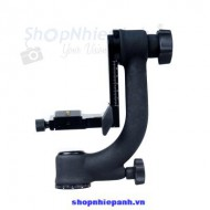 Ball head gimbal for birding photography
