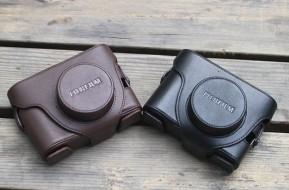 Bao da+dây da for Fujifilm X100  X100S X100T