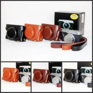 Bao da+dây da for Fujifilm X30
