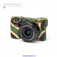 Bao Silicon Easycover for Sony A6500 (camouflage)