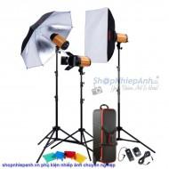 Bộ đèn studio flash Godox 300 SDI
