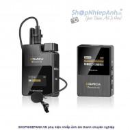 Bộ thu âm wireless Comica BOOM X-D D1 cổng 3.5mm